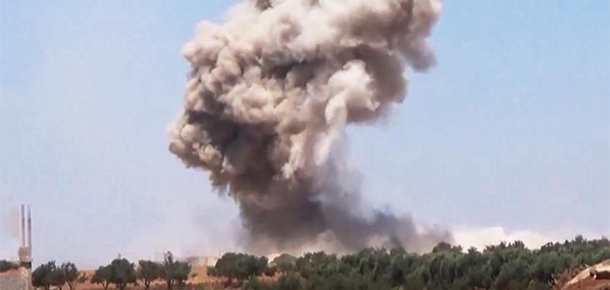 Сектора Гази запустив ракету по Ізраїлю