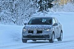 Самый дешевый Renault: новый Sandero готовится к дебюту