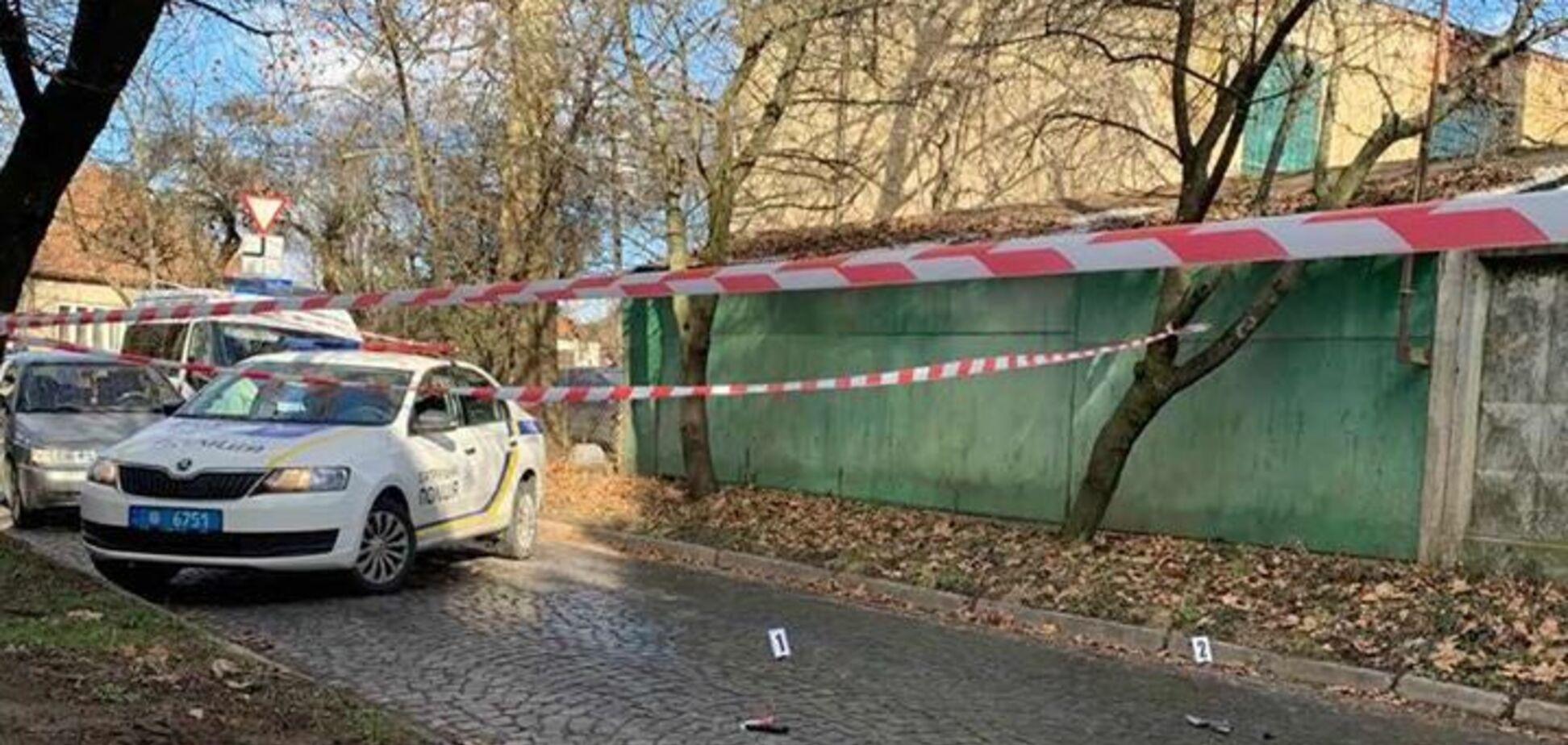 В Мукачеве після перестрілки направили спецназ і Нацгвардію