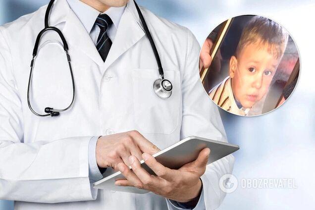 У Києві в лікарні загинув хлопчик