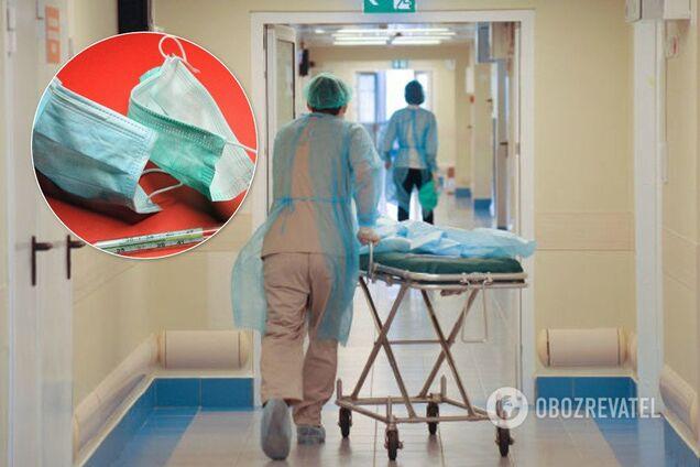 У Дніпрі чоловік помер через грип