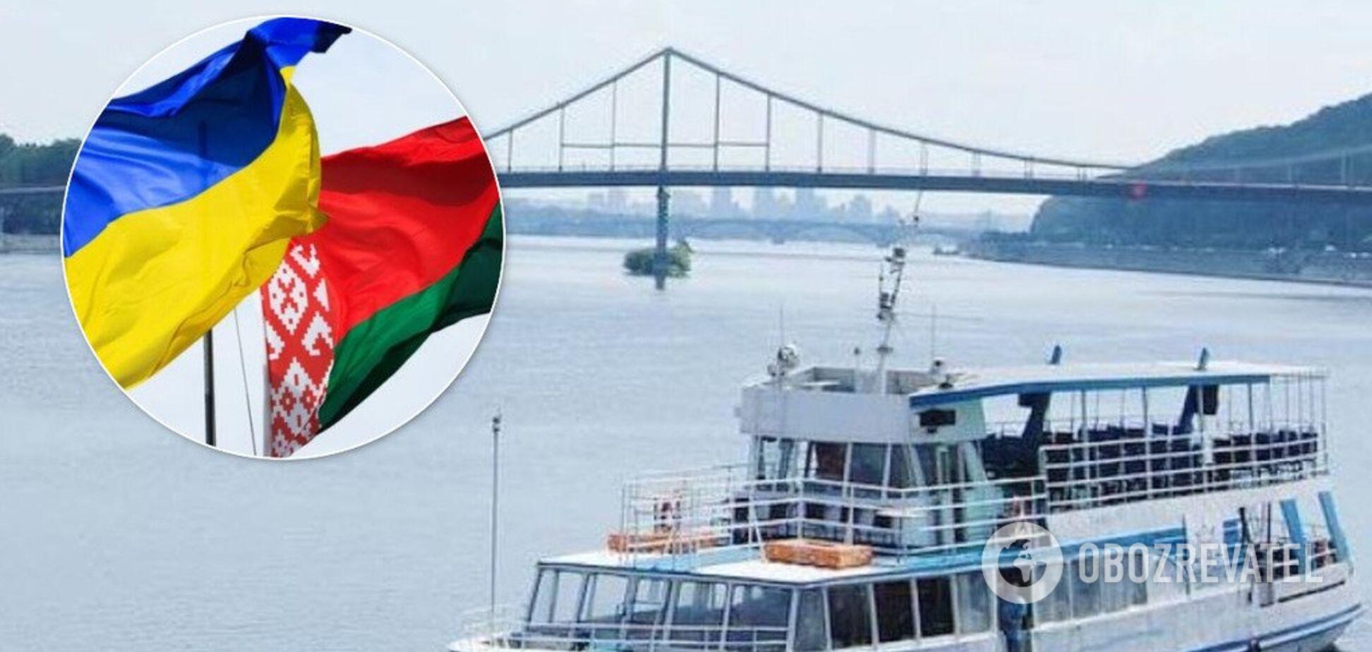 Україна планує запустити туристичний теплохід до Білорусі: названо маршрут