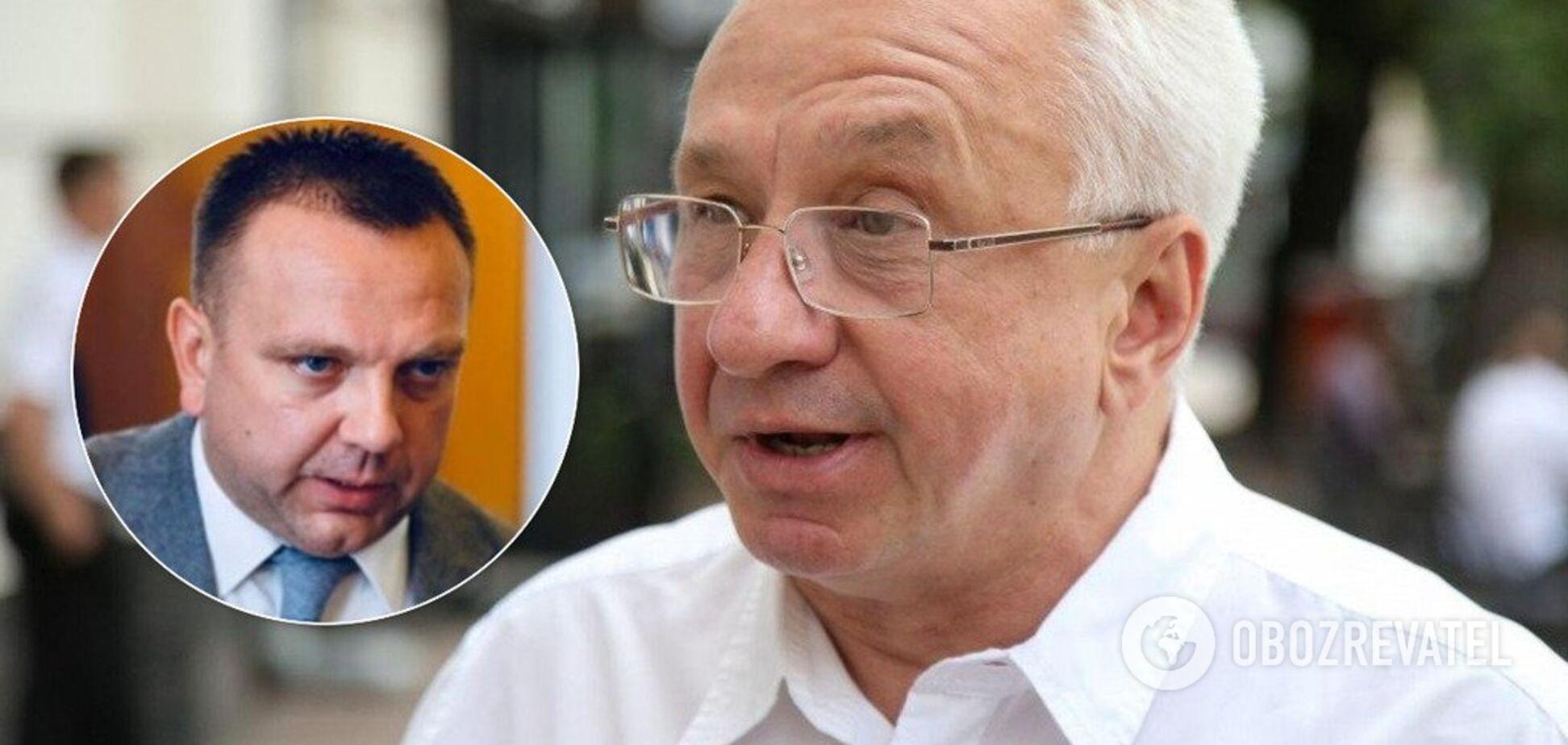 'Мне его скальп не нужен!' Скандал с матами и угрозами в Раде получил неожиданное продолжение