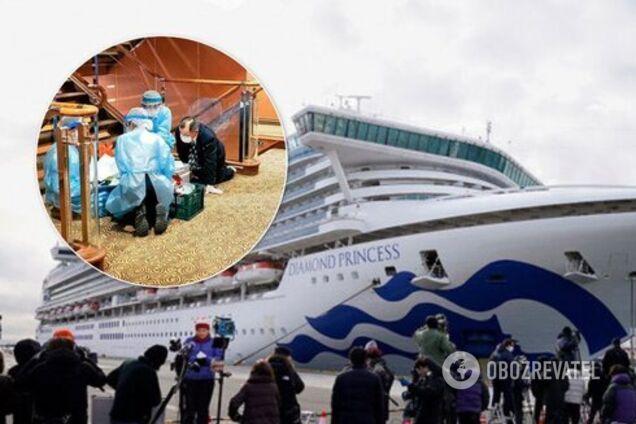 Українці розповіли про заражений коронавірусом лайнер