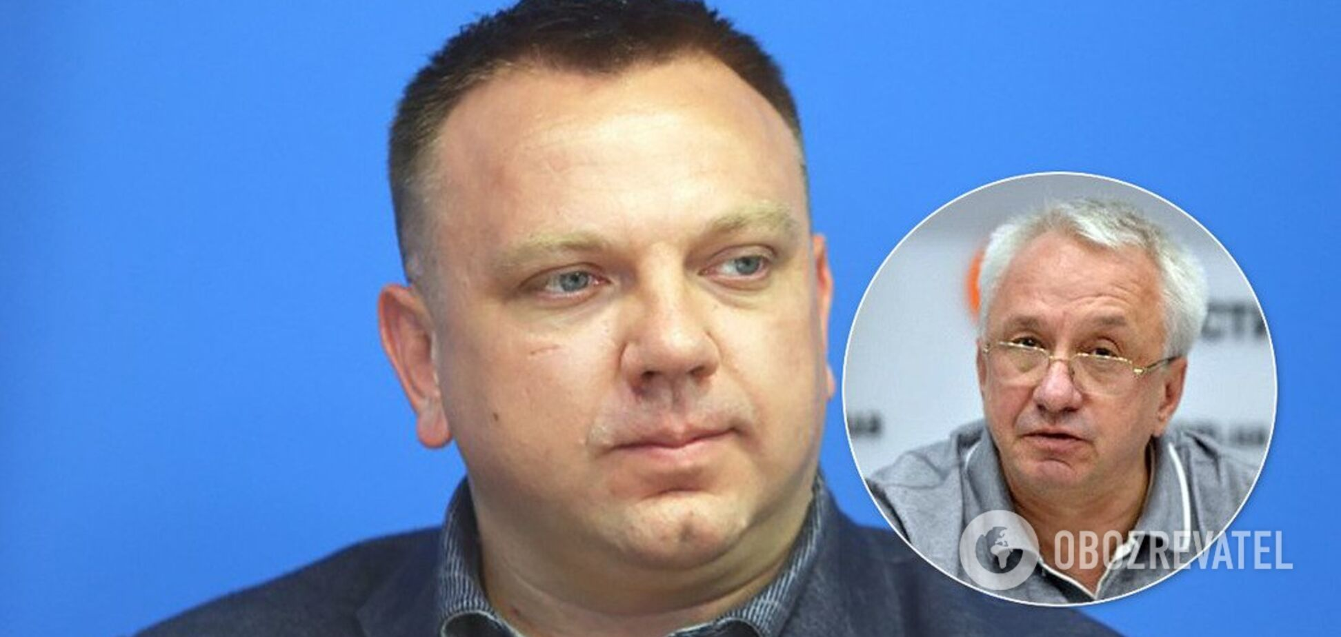 Ткаченко и Кучеренко