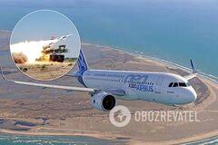 В Сирии чуть не сбили самолет со 172 пассажирами: Россия обвинила Израиль