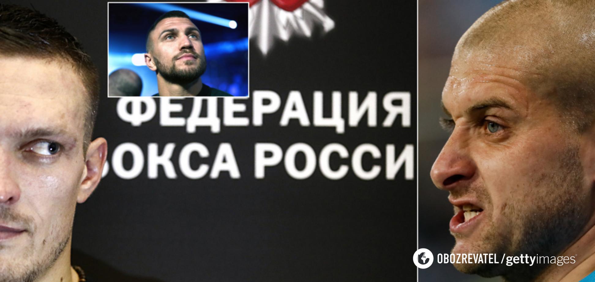 Усик и деньги 'Газпрома': самые громкие скандалы украинских спортсменов из-за 'русского мира'