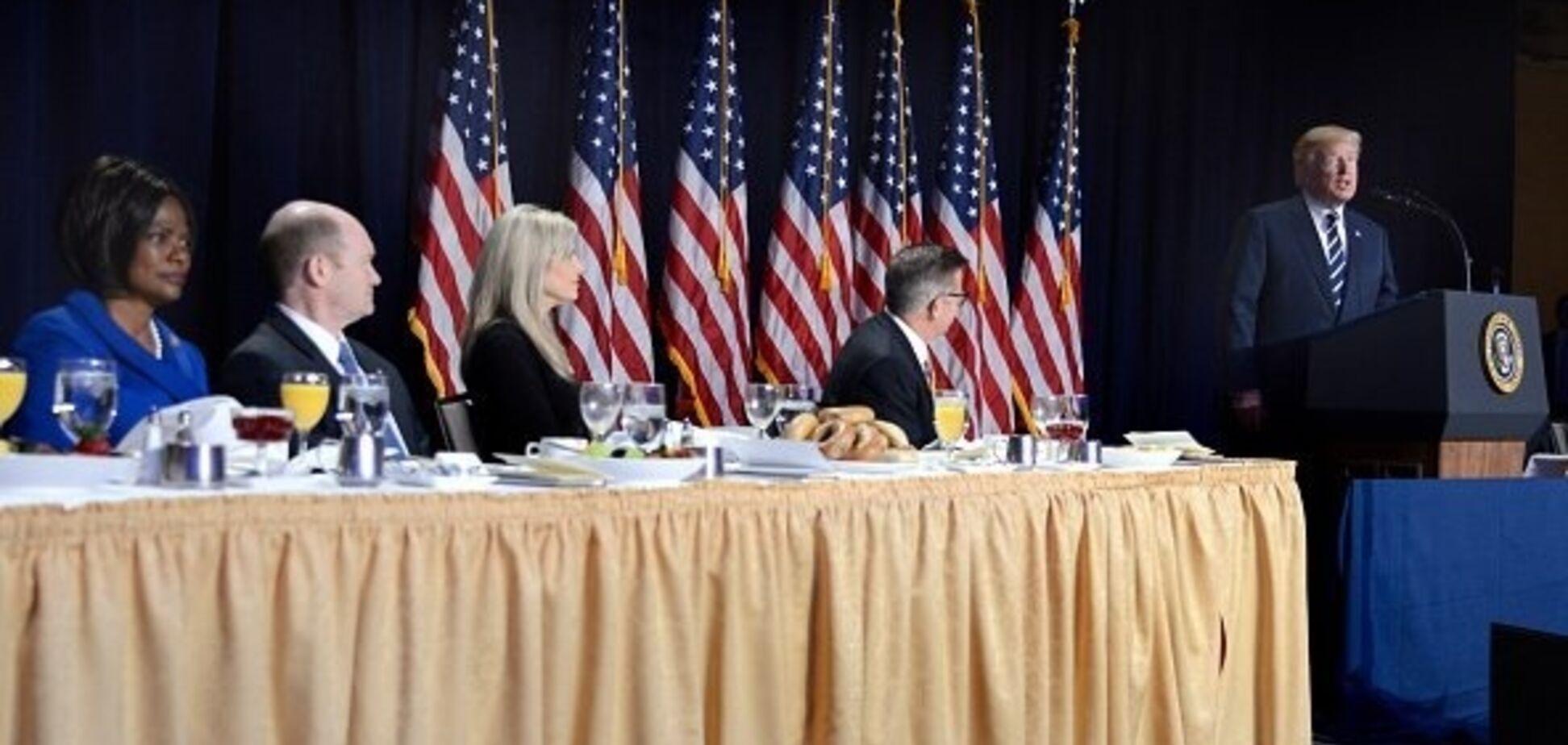 Молитвенный завтрак с Трампом 2020: Белый дом пригласил самого молодого участника из Украины за всю историю