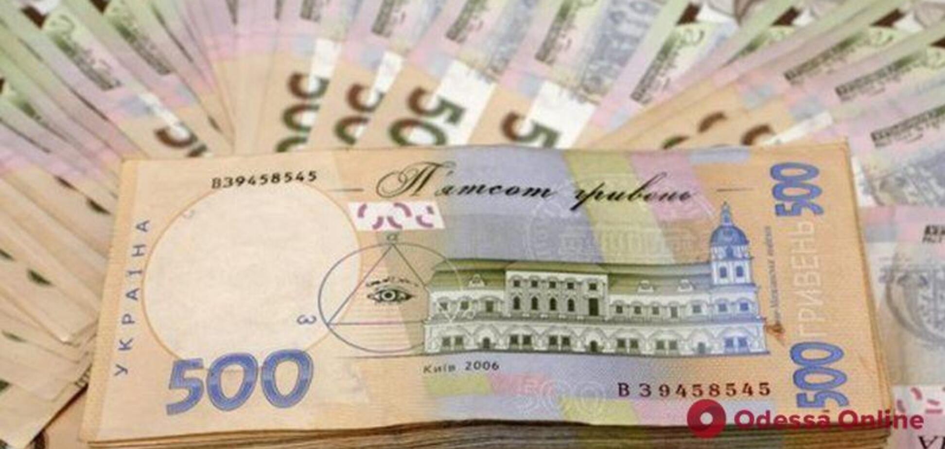 В Одесі шахрай обчистив банк.