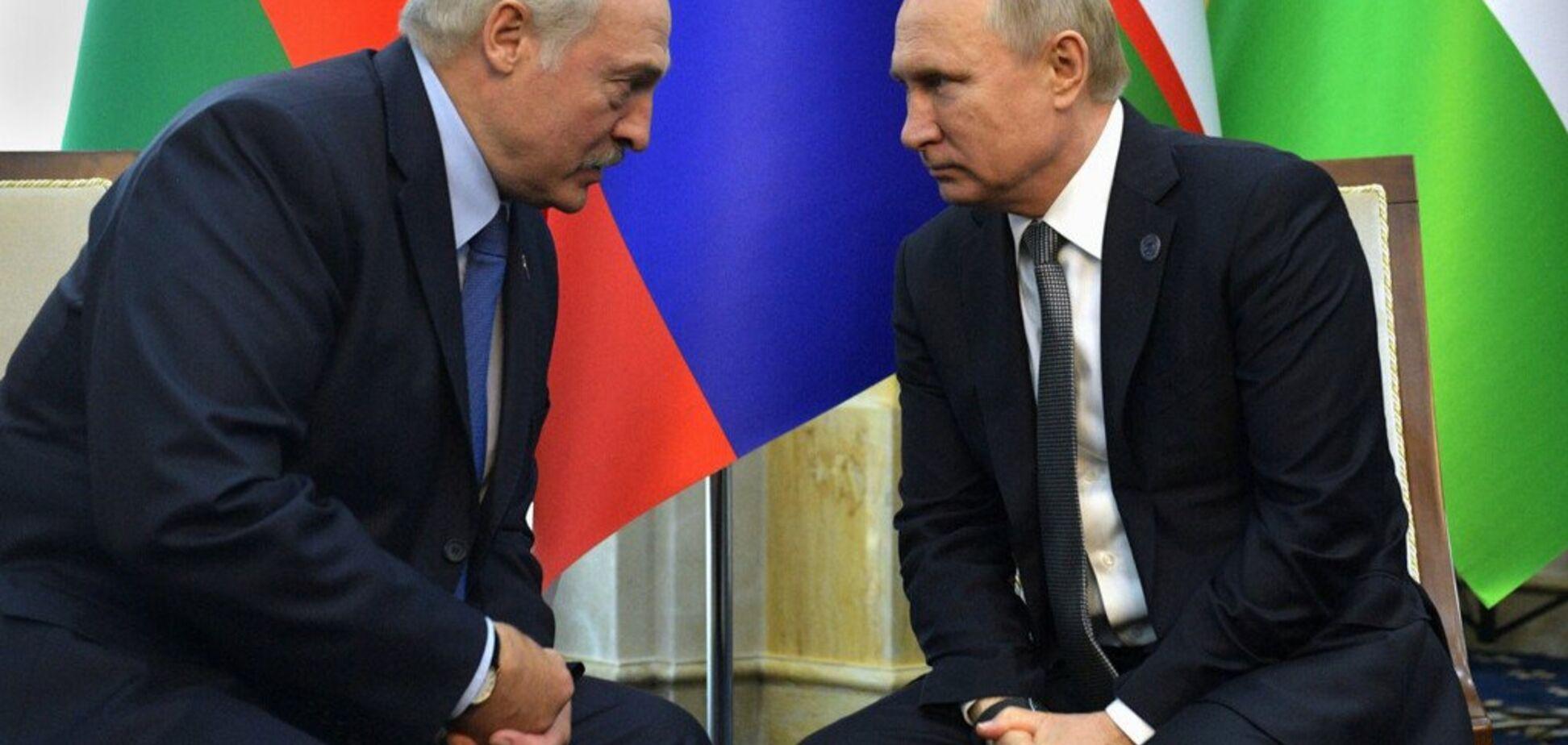 Лукашенко и Путин: снова не договорились. Дальше война?
