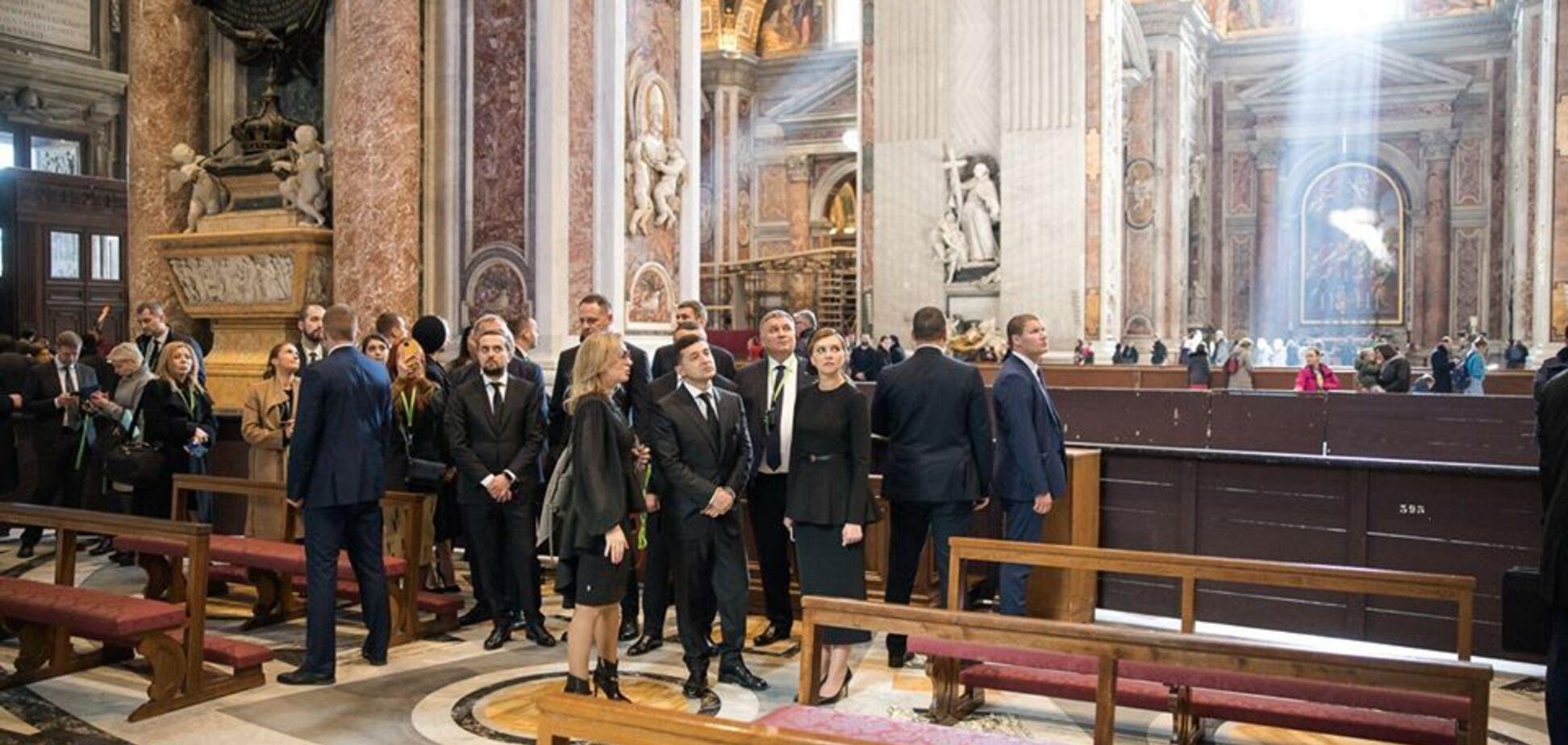 'Завидуйте молча!' Елена Зеленская восхитила сеть строгим нарядом в Ватикане