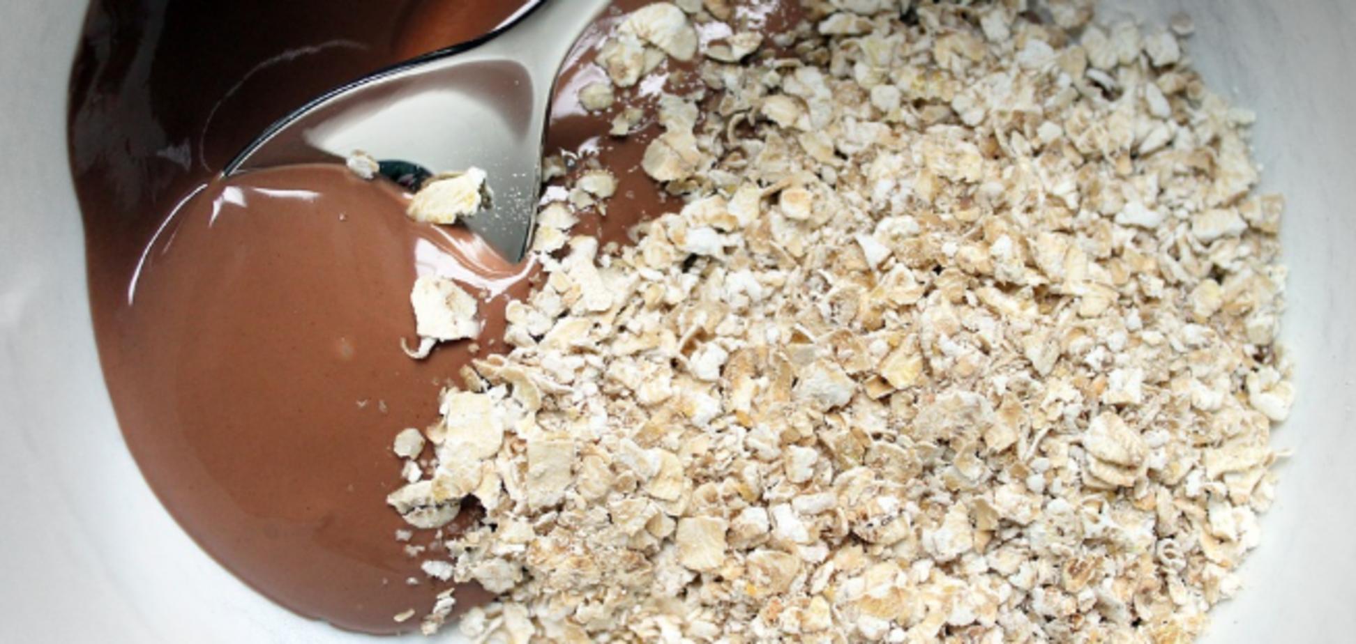 Простой рецепт, как приготовить вкусный овсяноблин на завтрак