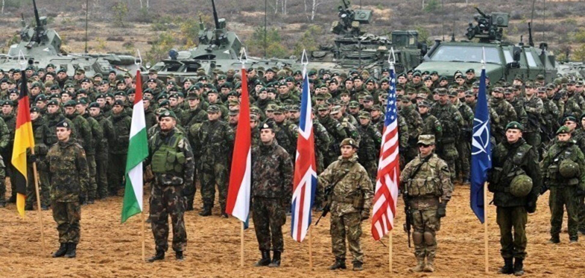 Учения НАТО: новая угроза 'миролюбивой России'?