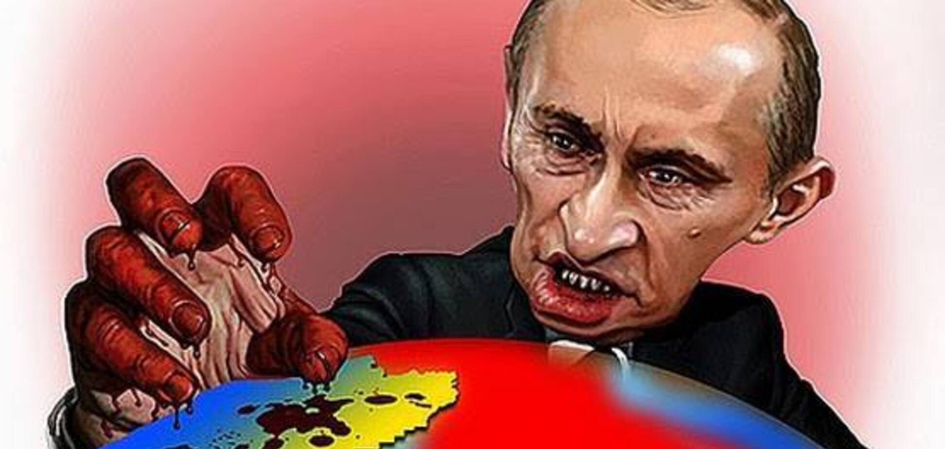 РФ опинилася за півкроку до того, щоб 'нагнути' Європу, і за чверть - до свого розпаду