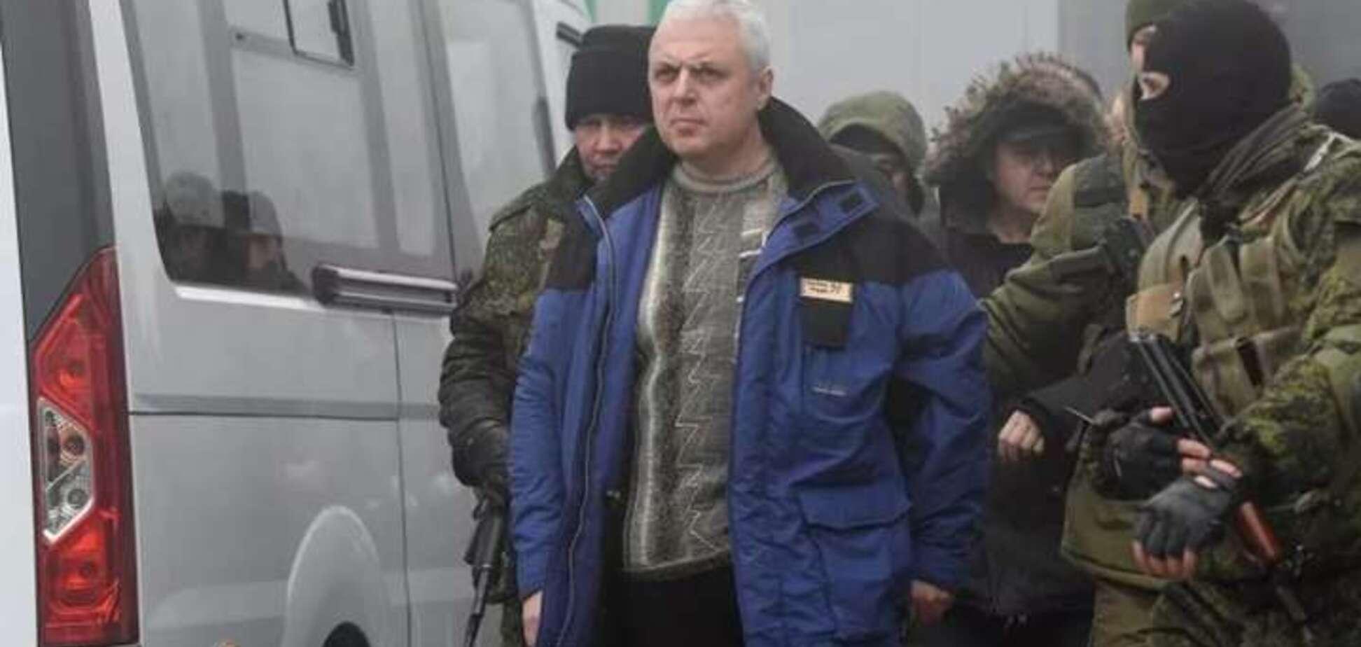 Василий Савин рассказал о пытках в плену 'ДНР'