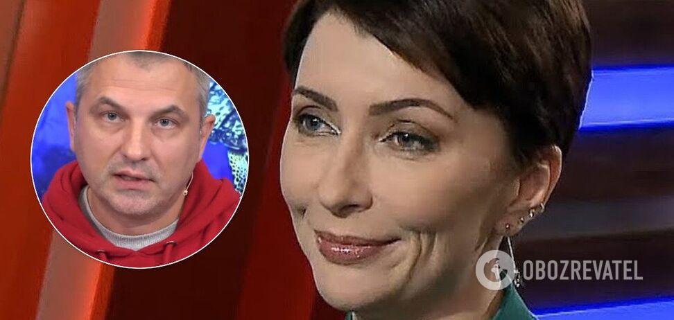 'П**дуйте до Москви!' Скрипін розгромив скандальну Лукаш за слова про Майдан