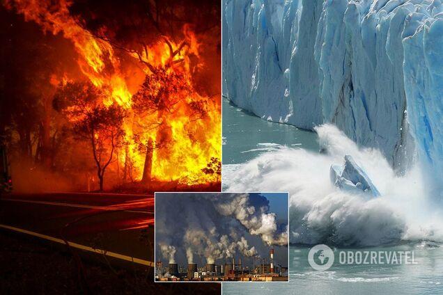 Глобальное потепление приводит к необратимым изменениям