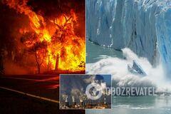 Массовые стихийные бедствия и вымирания: ученые рассказали о новых угрозах глобального потепления
