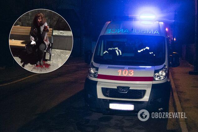 В Киеве женщину жестоко избили из-за русского языка