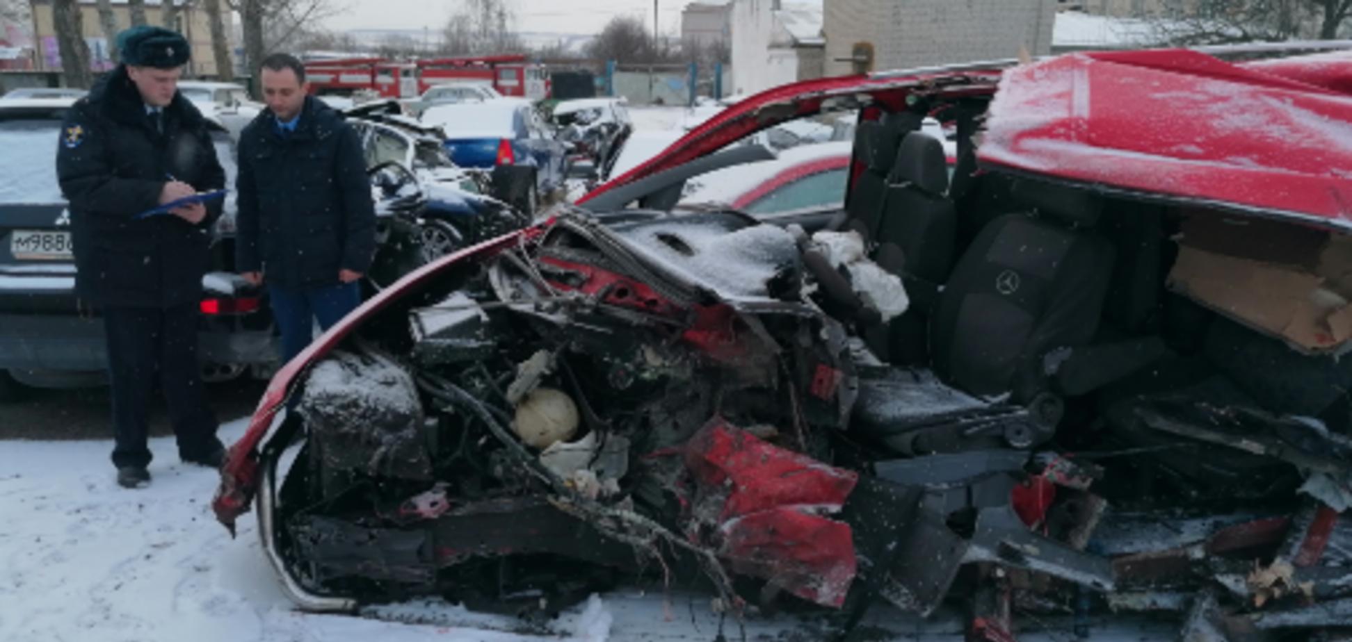 Луганчане погибли в ДТП в Воронежской областиРФ