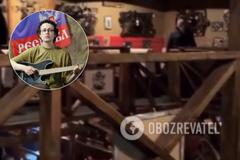 В Киеве паб оскандалился песнями фанатки 'Л/ДНР'