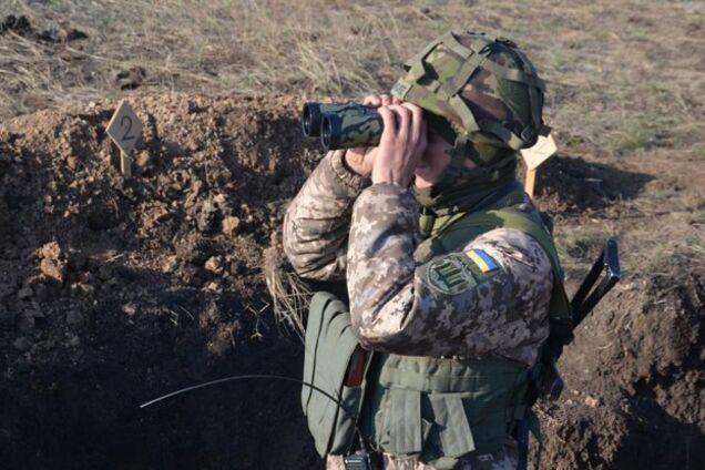 Наемники Путина открыли минометный огонь на Донбассе