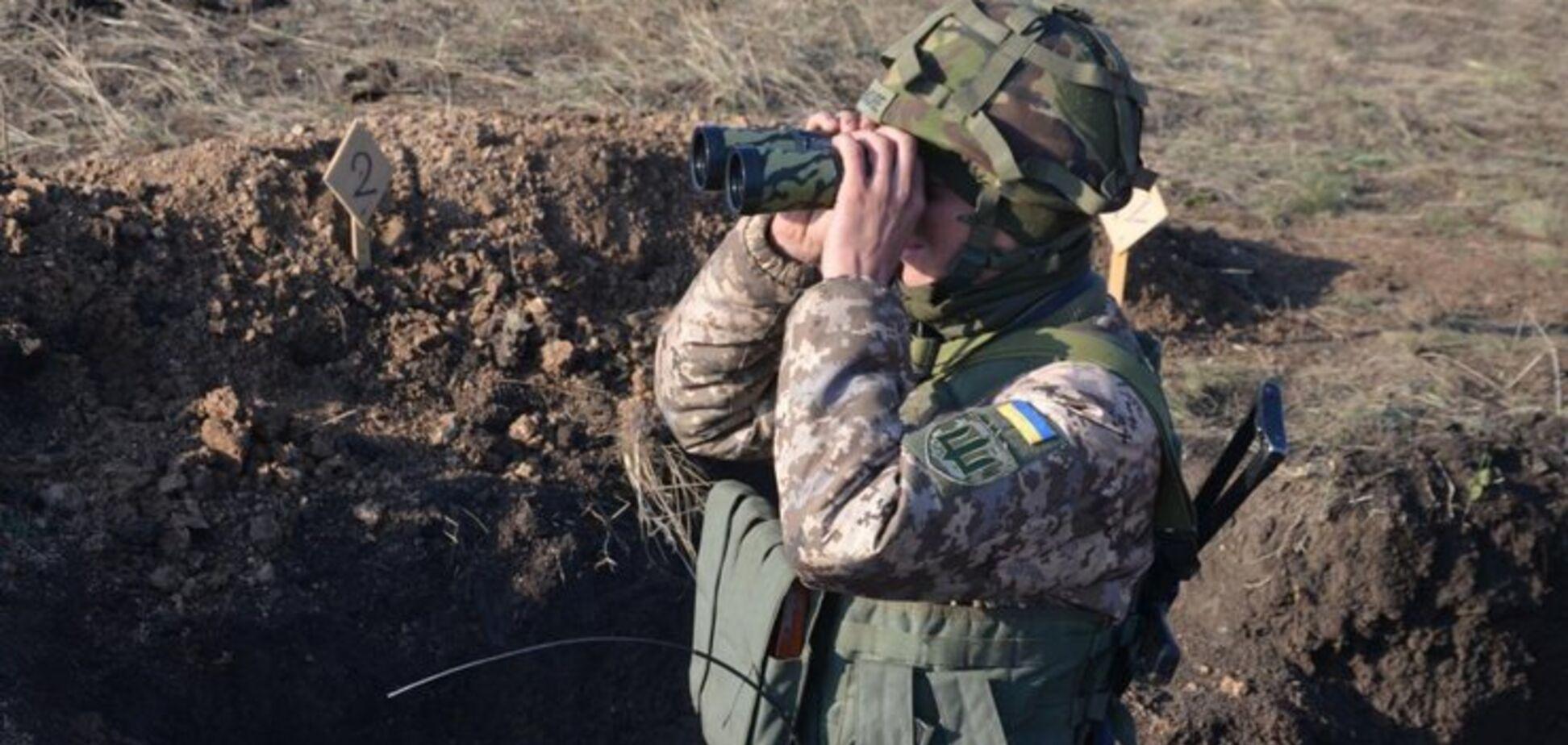 Наемники Путина открыли минометныйогонь на Донбассе