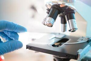 Исследование пунктатов щитовидной железы