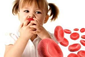 Анемия у детей: причини виникнення та основні симптоми, способи лікування захворювання