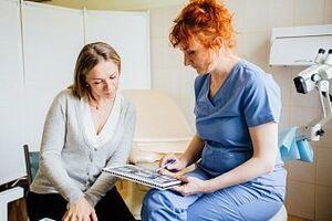 Интерстициальная фиброма матки: причини виникнення та основні симптоми, способи лікування захворювання