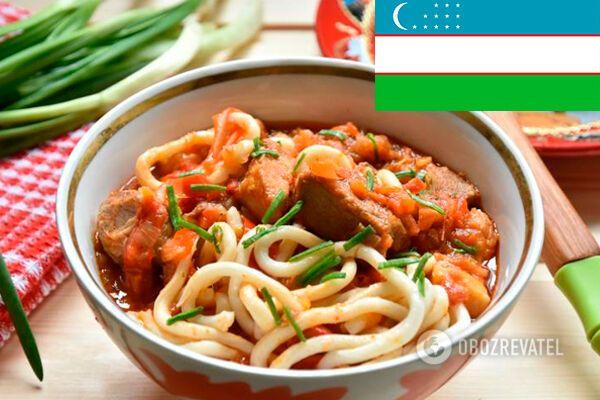 Узбекська кухня