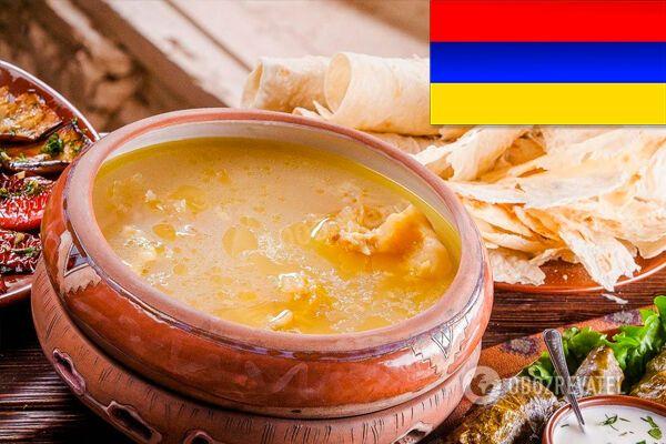 Вірменська кухня