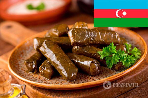 Азербайджанська кухня