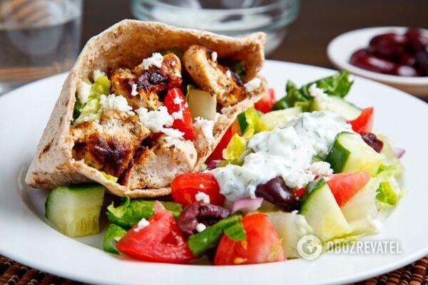 Грецька кухня