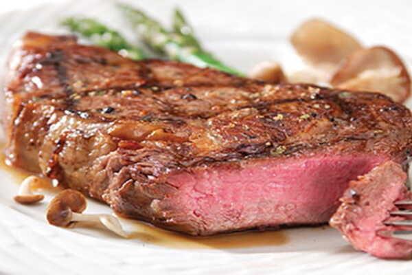 Біфштекс із яловичини