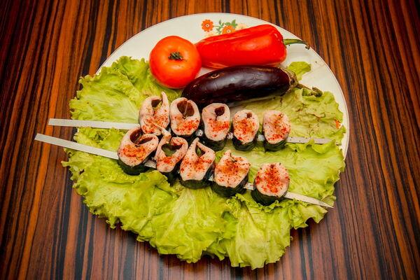 Шашлик із риби