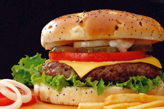 Роял чизбургер