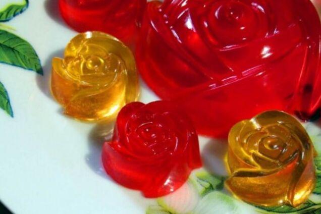 Желейні цукерки