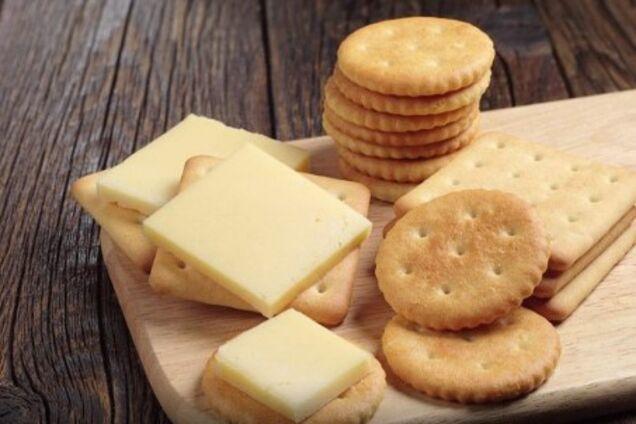 Печиво крекер