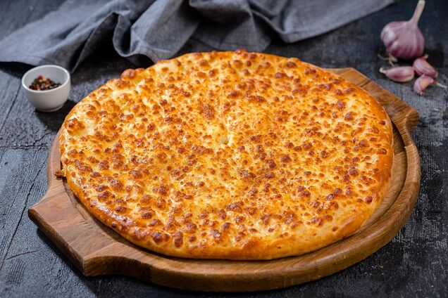 Хачапурі з сиром