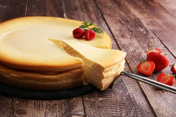 Пиріг з домашнім сиром в мультиварці