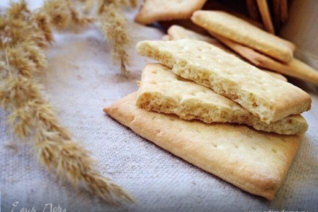 Галетное печиво