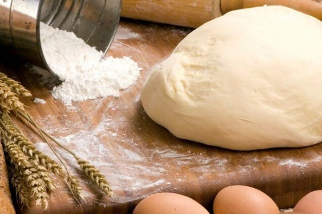 Заварне тісто для пиріжків