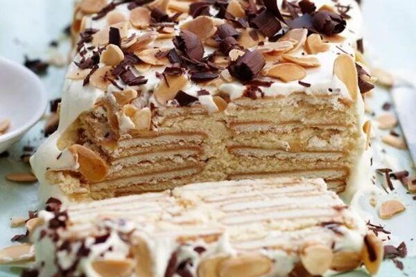 Пісочний торт