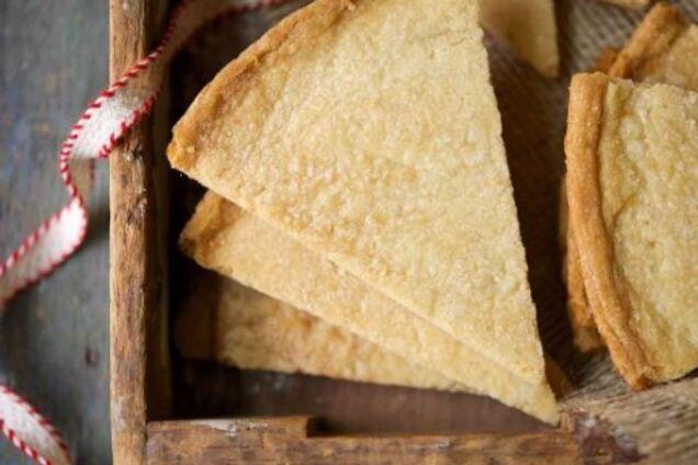 Пісочні коржі для торта