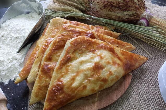 Хачапурі в духовці