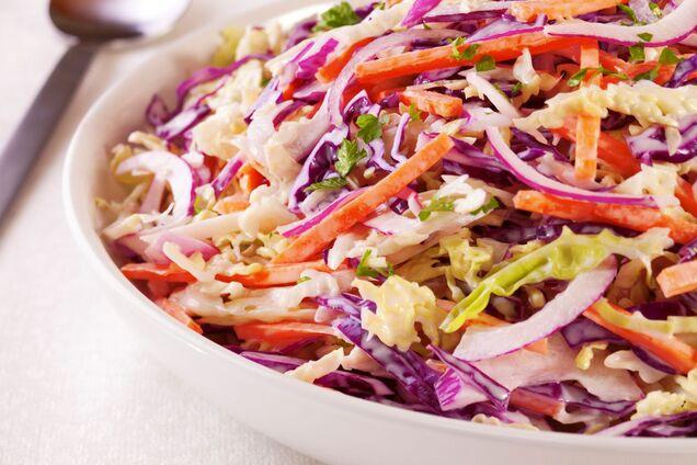 Зимовий салат