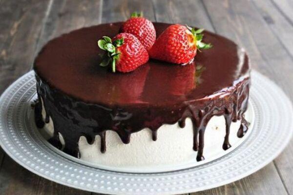 Глазур для торта
