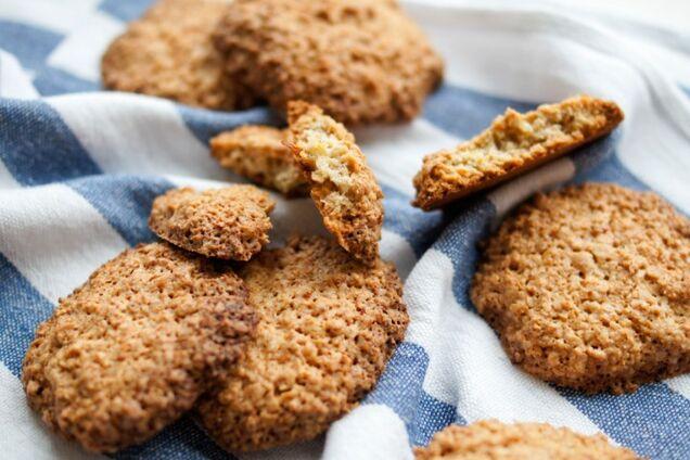 Печиво з вівсянки
