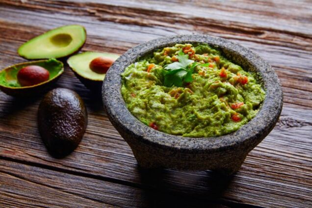 Гуакамоле з авокадо